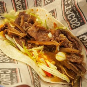 Custom tacos from 10,000 streets! America's