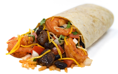 Chronic Tacos adds surf-and-turf burrito