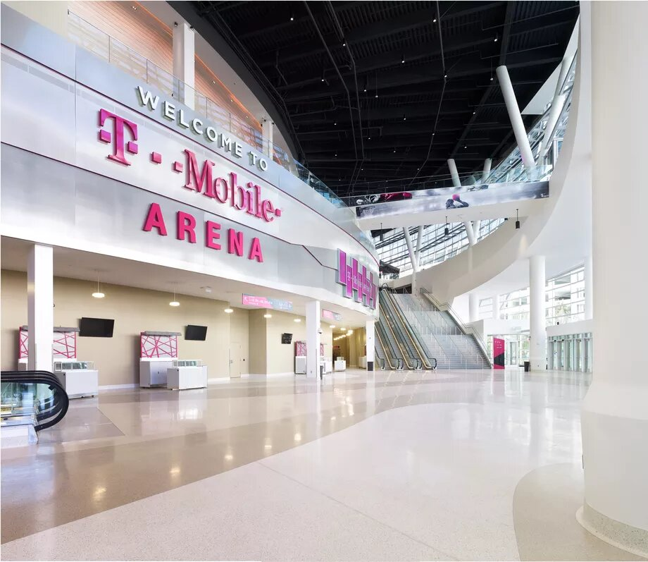 Where To Eat at T-Mobile Arena, Home of the Vegas ...